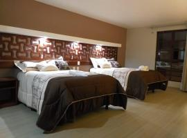 9 Estrellas Casa Hotel, hotel en Comitán de Domínguez