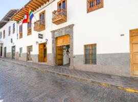 Selina Plaza De Armas Cusco, hotel in Cusco