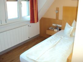Hotel Alter Kranen, отель в Вюрцбурге