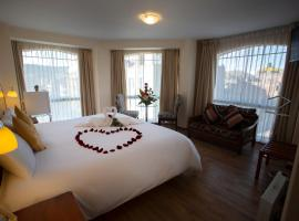 Sol Plaza Hotel, accessible hotel in Puno