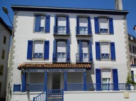 Annexe Hotel de La Gare, hôtel à Hendaye près de: Aéroport de Saint-Sébastien - EAS