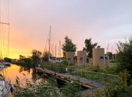 slube Yachthafen Greifswald, holiday home in Greifswald