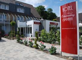 Hotel Ostseeresidenz Cammann Grömitz, hotell i Grömitz