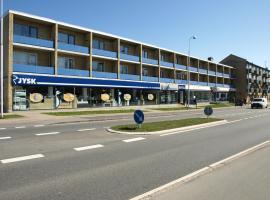 Hotel-B, hotel i Birkerød