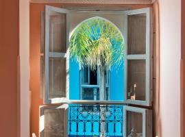 Riad Hel'lo, riad em Marrakech