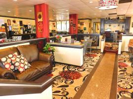 Quality Inn Jonesville I-77, hotel in Jonesville