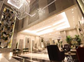 فندق برج الماسة، فندق في جدة