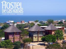 Hostel & Posada de Las Hadas, hotel in Punta Del Diablo