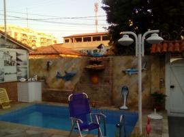 Pousada do Nei, hotel near Dunes Park, Cabo Frio