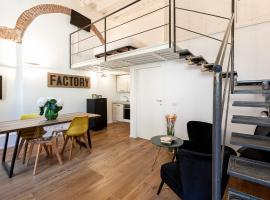 BePlace Apartments in Isola, apartment in Milan