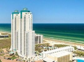 Beachfront 3 Bedroom Condo, vacation rental in South Padre Island