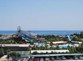 Park Aqua, hotel in Lara