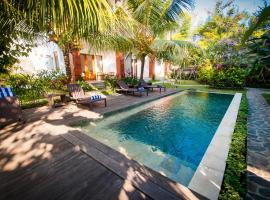 Flamboyant Villa Ubud, hotel near Monkey Forest Ubud, Ubud