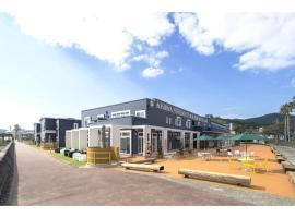 Aoshima fishermans hostel & spa women's domitory / Vacation STAY 31042、宮崎市のホテル