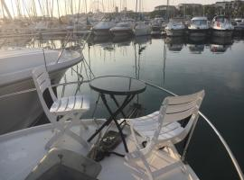 Location Bateau Antibes Port Vauban, pet-friendly hotel in Antibes