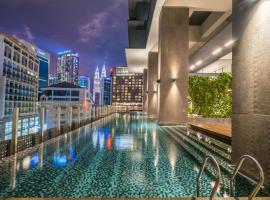 Anggun Residences Serviced Suites, hotel in Kuala Lumpur