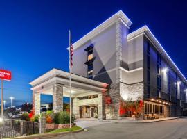 Best Western Plus Greenville I-385 Inn & Suites, hotel v destinaci Greenville