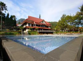 Kusuma Agrowisata Resort & Convention, spa hotel in Batu