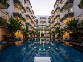 EDEN Hotel Kuta Bali, hotel di Kuta