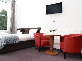 Park View House Hotel, hotel in Edinburgh