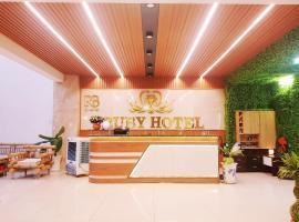 7S Hotel Nha Trang Ruby, hotel in Nha Trang