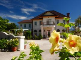 香榭麗舍庭園民宿,平和村的飯店