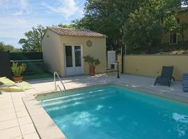 Hotel Les Oliviers, hotel near Provence Country Club Golf Course, Coustellet