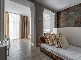 Pallada Hotel, отель в Тернополе