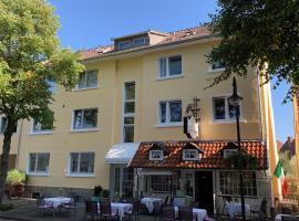 Teutonia Hotel, hotel near Pedestrian Area Detmold, Horn-Bad Meinberg