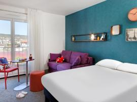 Hôtel ibis Styles Clermont-Ferrand Gare, hôtel à Clermont-Ferrand près de: Vulcania