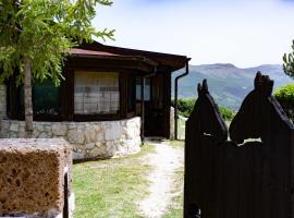 Il Vecchio Olmo, hotel a Gagliano Aterno