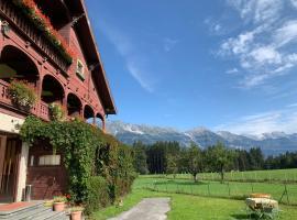 Landhotel Gasthof Eichhof Natters, Hotel in Innsbruck