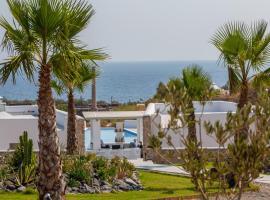 Desiterra Resort, resort in Fira