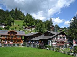 Hotel Caprice - Grindelwald, hotel in Grindelwald