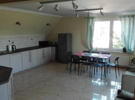 Apartament 150m2 SZCZYTNO Mazury City CENTER Lake View, apartment in Szczytno