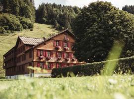 Hotel Gasthof Adler, hotel in Schoppernau