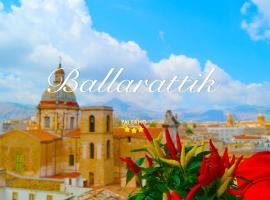 B&B Ballarattik, bed & breakfast a Palermo