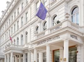 Lancaster Gate Hotel, hotel in London