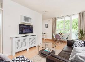 Nice Apartment - Great Portland St, Regents Pk, Euston, hotel in London