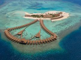 Cinnamon Velifushi Maldives, отель в городе Felidhoo
