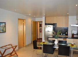 Suite Service Apart Hotel, serviced apartment in Lima