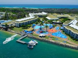 Sea World Resort & Water Park, hotel in Gold Coast