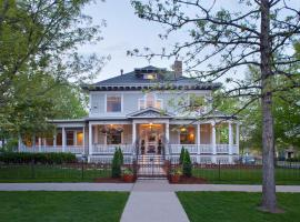 Edwards House, hotel in Fort Collins