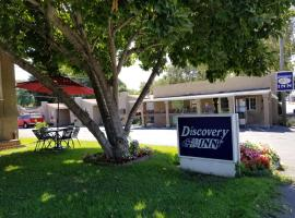 Napa Discovery Inn, hotel in Napa