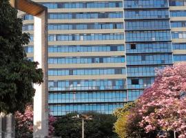 Hospedaria Pertim de Tudo, hotel near Central Station, Belo Horizonte