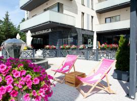 Cristal SPA, spa hotel in Dźwirzyno