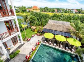Crony Villa, spa hotel in Hoi An