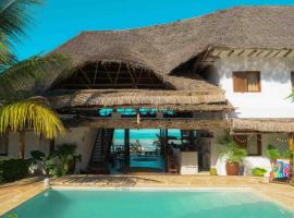 Hekaya Zanzibar, hotel in Pingwe