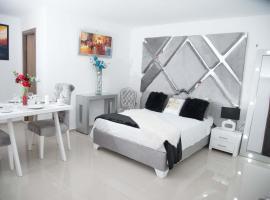 Hotel Platinum Barranquilla, отель в городе Барранкилья