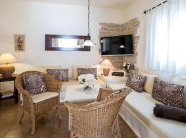 Bungalows Casa Amarilla, pet-friendly hotel in Playa Migjorn